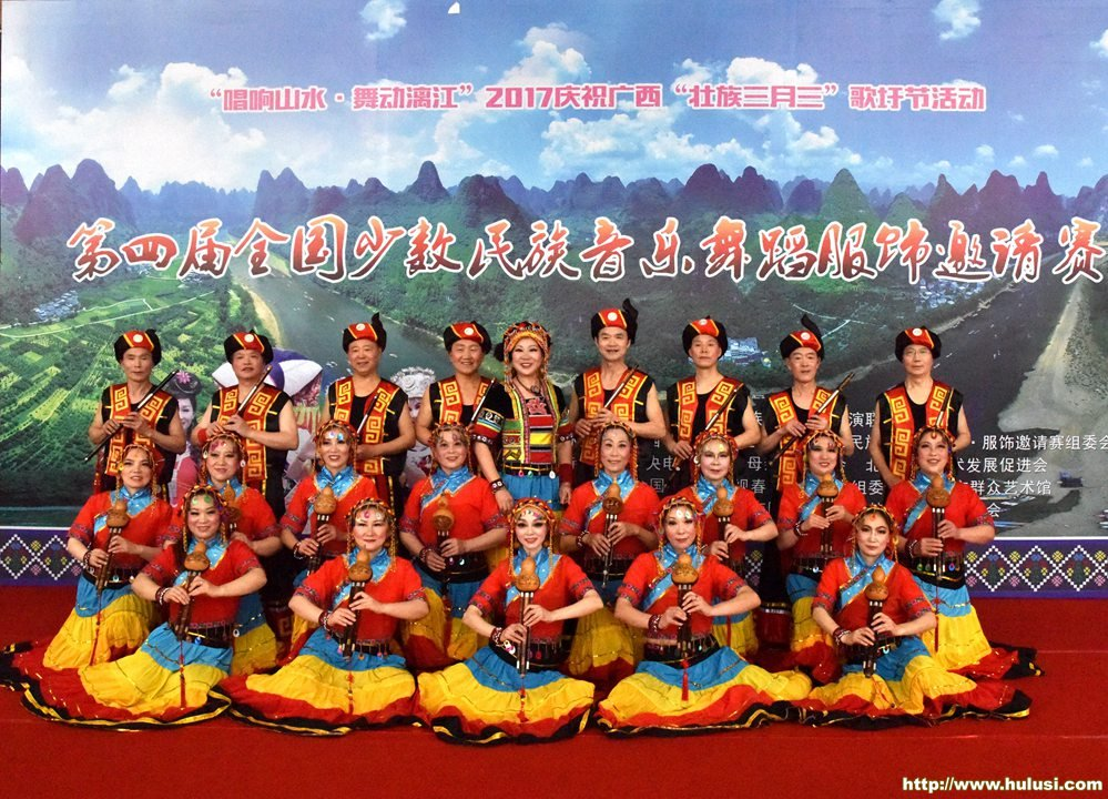 黄亚玲率团赴广西桂林三月三