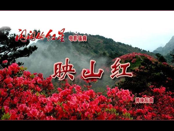 葫芦丝曲谱 映山红 葫芦丝简谱